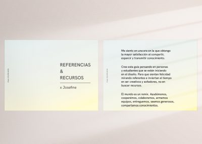 Referencias & Recursos